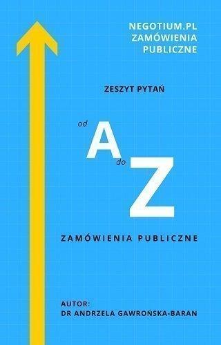 E-book: Zeszyt pytań od A do Z. Zamówienia publiczne